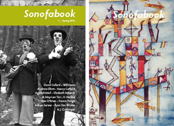 Sonofabook - editions 1 & 2